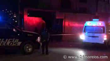 Muere hombre aplastado por material de construcción en Emiliano Zapata - 24 Morelos