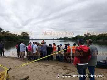 Rescatan cadáver de ahogado en río Papaloapan, en Cosamaloapan - alcalorpolitico