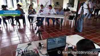 Habitantes de Jagüeyes del Guirripa en San Luis de Palenque señalaron que se encuentran abandonados. - Noticias de casanare - La Voz De Yopal