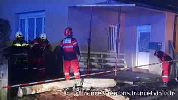 Noeux-les-Mines : un jeune automobiliste termine sa course dans une façade de maison - France 3 Régions