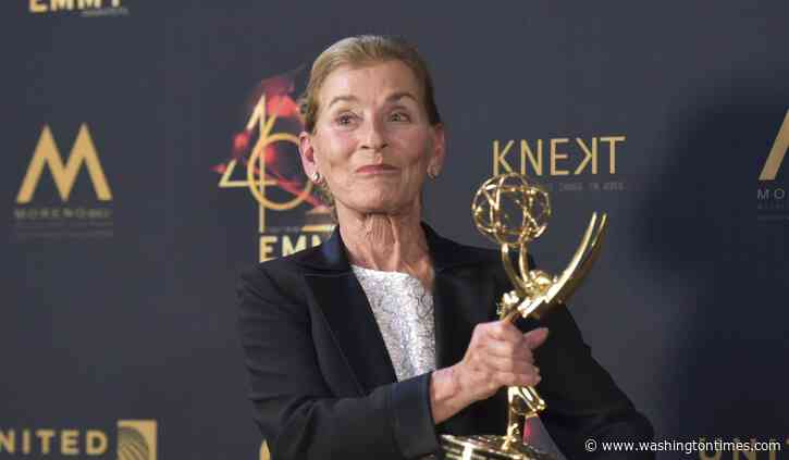 Michael Bloomberg wins endorsement from TV's 'Judge Judy' Sheindlin - Washington Times