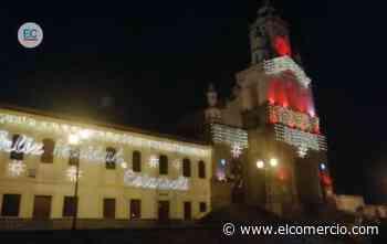Cotacachi se llena de luz navideña en diciembre - El Comercio (Ecuador)