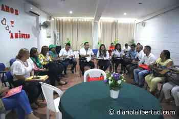 Gobernación y Alcaldía de Galapa trabajan por la educación Integral - Diario La Libertad