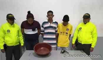 Cuatro capturados dejó un operativo de la Policía en Soledad y Galapa - Diario La Libertad