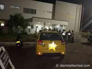 Recuperan taxi robado en Galapa - Diario La Libertad