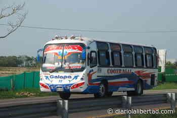 Atraco a pasajeros de bus Cootragal vía Barranquilla – Galapa - Diario La Libertad