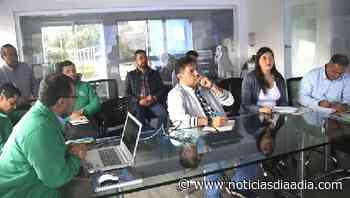 Revisan Plan Maestro de Acueducto y Alcantarillado en Facatativá,... - Noticias Día a Día