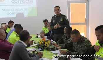 Activa plan de seguridad en Facatativá,... - Noticias Día a Día