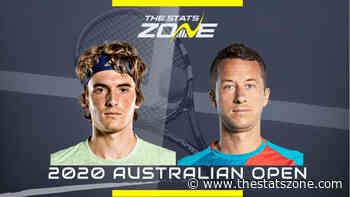 2020 Australian Open – Stefanos Tsitsipas vs Philipp Kohlschreiber Preview & Prediction - The Stats Zone