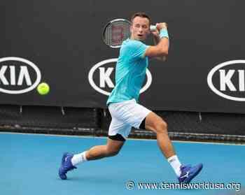Philipp Kohlschreiber to start 2020 at Canberra Challenger - Tennis World USA