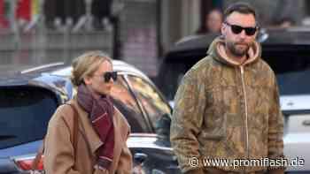 Jennifer Lawrence und Ehemann Cooke verliebt in New York - Promiflash.de
