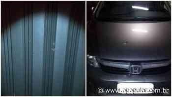 Vereador de Goiatuba tem portão da casa e carro alvejados por tiros na noite de ano novo - O Popular