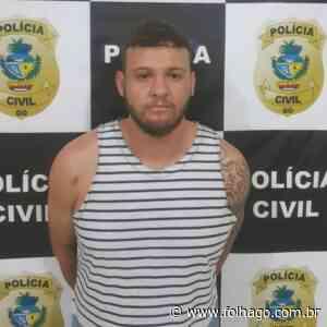 Jovem é preso por tráfico em Goiatuba - FolhaGO