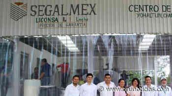 Anuncia SERUA centros de acopio lechero en Tanhuato, Vista Hermosa e Ixtlán - Brunoticias