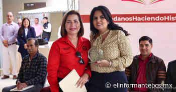 Mejora Armida Castro instalaciones de la escuela Técnica #25 en Vista Hermosa - El Informante Baja California Sur