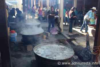 Comparte Vista Hermosa gastronomía y cultura durante su fiesta patronal (13:30 h) - ADNl sureste