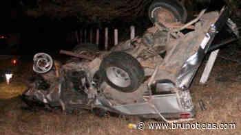 Percance carretero en Vista Hermosa deja dos muertos - Brunoticias