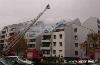 Le Coudray-Montceaux : quinze familles relogées après un violent incendie - Le Parisien