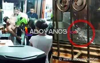Ataque sicarial contra una vivienda en Campoalegre - Laboyanos.com