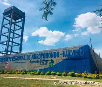 Arroyohondo y Hatoviejo, en Calamar, ya tienen acueducto y alcantarillado - El Universal - Colombia