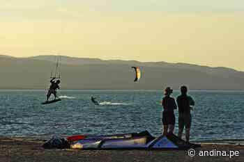 Proyectan que Paracas recibirá un millón de turistas en 2020 - Agencia Andina