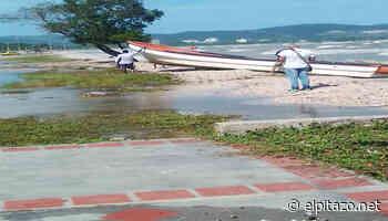 Vientos y oleajes causan daños a embarcaciones pesqueras en Higuerote - El Pitazo