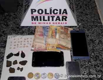 Quatro pessoas são presas em Monte Alegre de Minas após PM apreender maconha, crack e cocaína - Pontal Emfoco