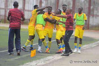 How Atsimene's brace gave Warri Wolves massive away win in Lafia - Latest Sports News In Nigeria - Brila