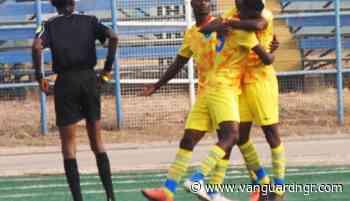 Atsimene stars in Warri Wolves win against Nasarawa in Lafia - Vanguard