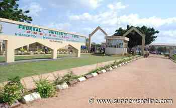 Sex scandal coverup, Islamisation and other allegations at Federal University Lafia - Daily Sun