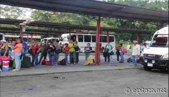 Pasaje urbano en las ciudades Acarigua y Araure quedó en Bs 2.500 - El Pitazo
