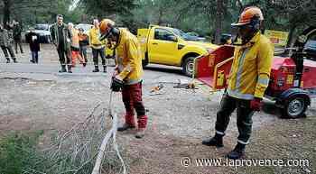 Cadenet : 14 agents veillent sur la forêt vauclusienne - La Provence