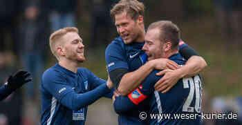 TSV Etelsen nimmt den FC Hansa Schwanewede auseinander - WESER-KURIER