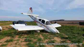 São-roquense é presa pilotando avião do tráfico em Elias Fausto - Correio do Interior