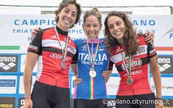 Titolo italiano di triathlon olimpico a Michele Sarzilla e Ilaria Zane, triplete per la DDS di Settimo Milanese | Notizie Milano - Cityrumors Milano