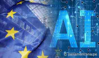 Unión Europea endurecerá reglas al sector de la inteligencia artificial | Panamericana TV - Panamericana Televisión
