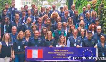 Elecciones 2020: Unión Europea despliega observadores para supervisar comicios | Panamericana TV - Panamericana Televisión