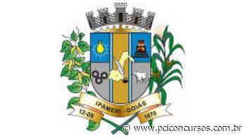 Prefeitura de Ipameri - GO prorroga inscrições de Concurso Público - PCI Concursos