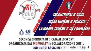 Seconda Giornata dello sport a Basiglio con MI3 Volley - Giornale dei Navigli