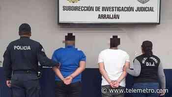 Cuatro detenidos en operativo Relámpago de Año Nuevo en Arraiján - Telemetro