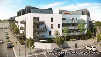 79 nouveaux logements dans le quartier Bonsecours à Nancy - Construction Cayola
