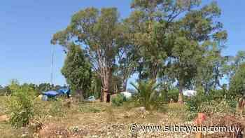 Más de 500 familias ocuparon un terreno privado en Santa Catalina - Subrayado.com.uy