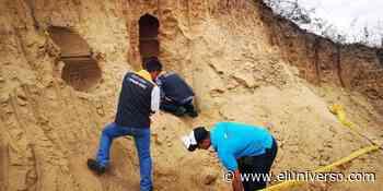En Paján se hallan restos de la cultura Milagro-Quevedo - El Universo