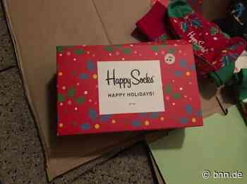 Tickendes Weihnachtspaket sorgt für Bombenalarm in Rheinzabern - BNN - Badische Neueste Nachrichten