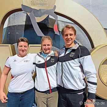 Sophie Büscher ist Ju-Jutsu-Weltmeisterin - PNP Plus