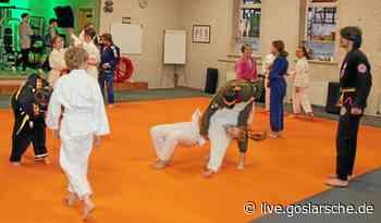 Ju-Jutsu-Academy stellt sein Programm vor - GZ Live