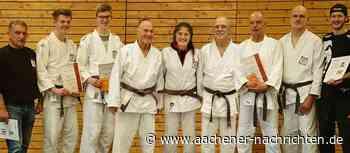 Ju-Jutsu-Prüfung bestanden: Sieben Eifeler tragen jetzt neu Braungurt - Aachener Nachrichten