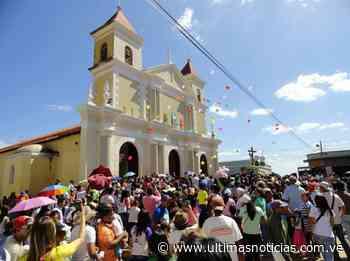 Centenario Cristo de la Salud recorrió calles de Zaraza - Últimas Noticias