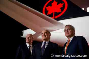 Air Canada poised to fly first Mirabel-built A220 jet today - Montreal Gazette