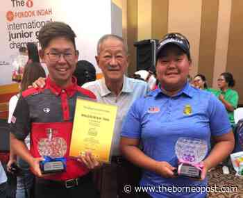 Malcolm, Mirabel end successful year on high note - The Borneo Post